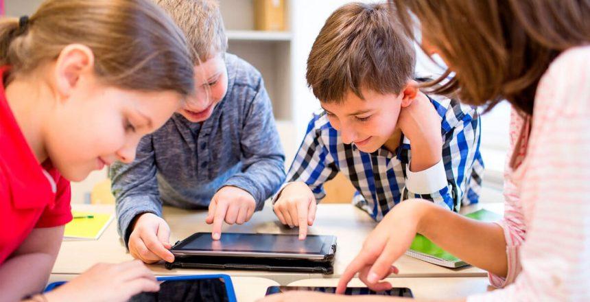 Como utilizar a tecnologia para crianças com baixa visão?